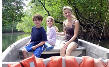 La deuxième partie de votre excursion spéléologique est le Bahia Honda rivière